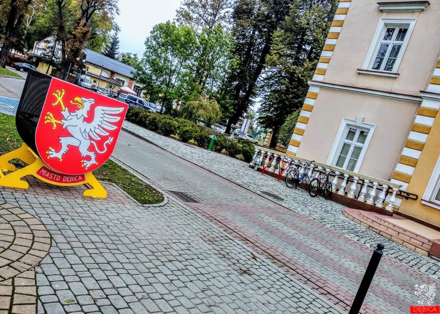 Urząd Miejski w Dębicy, ul. Ratuszowa 2