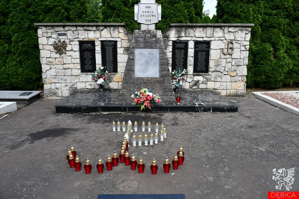 Dębica upamiętniła 77. rocznicę Powstania Warszawskiego